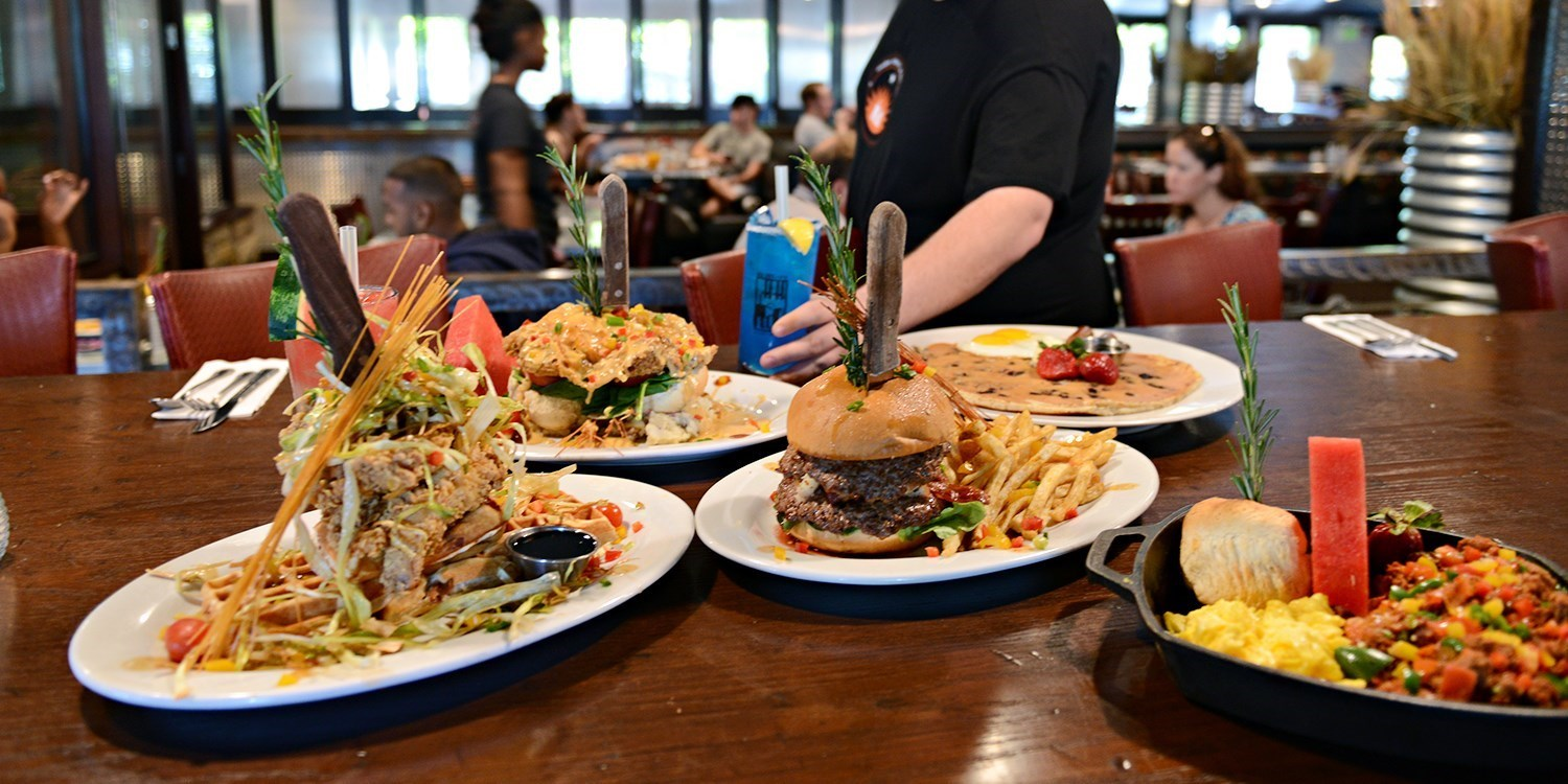29 Hash House A Go Go In Orlando 50 In Credit Travelzoo
