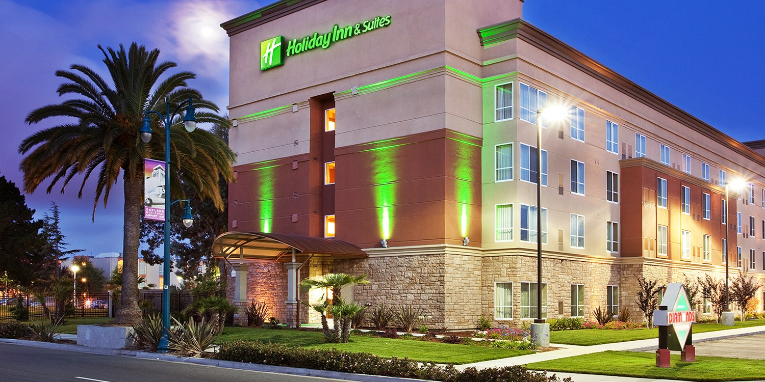 Holiday Inn Oakland Airport -- Oakland, CA