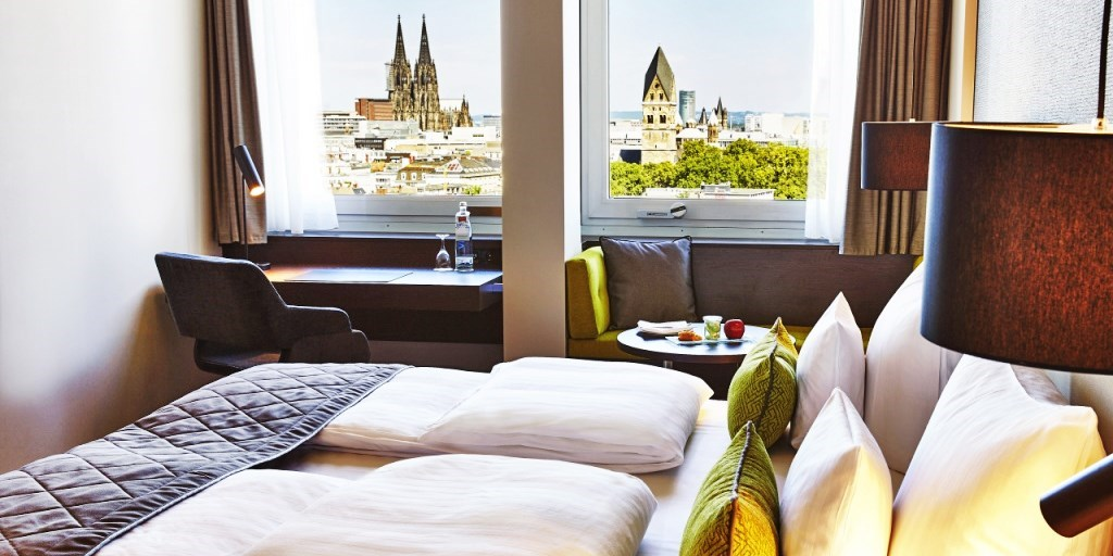 Steigenberger Hotel Köln -- Cologne, Germany