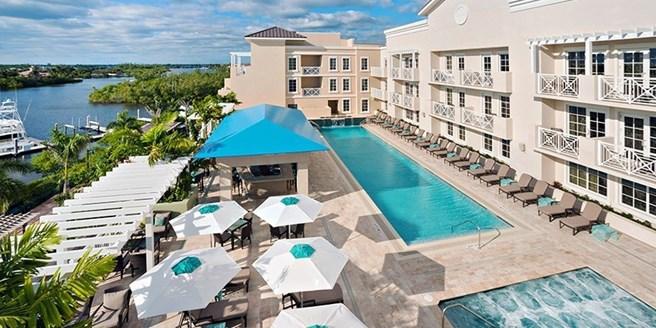 99 Florida 4 Star Harborside Hotel Save 50 Jupiter