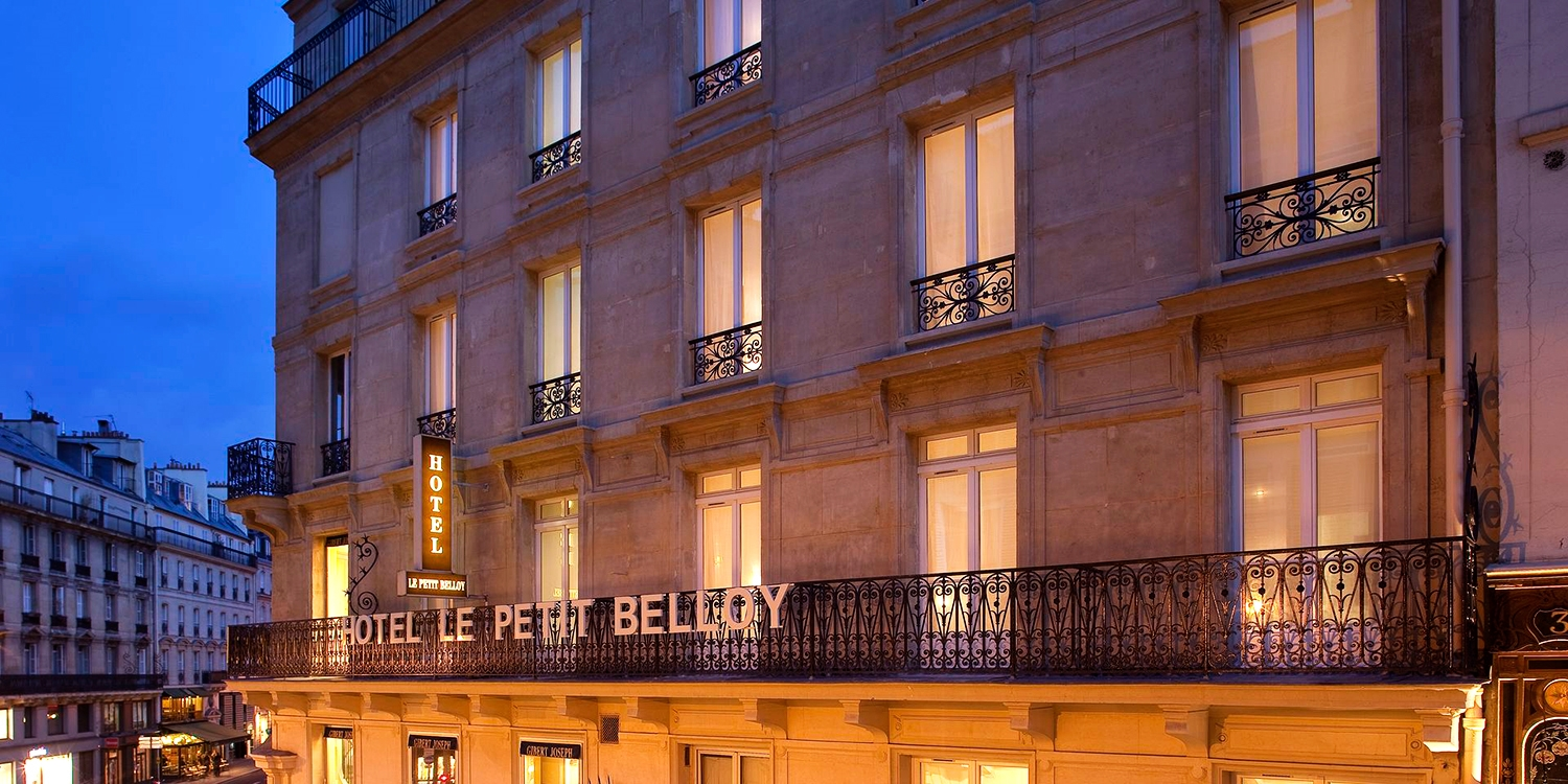 Le Petit Belloy Saint-Germain -- Saint-Germain-des-Prés, Paris