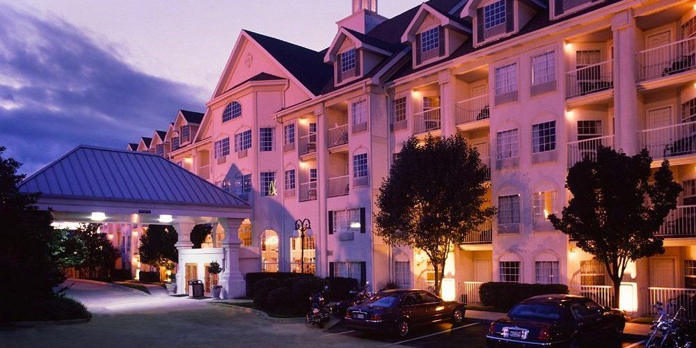 Hotel Grand Victorian -- Branson, MO