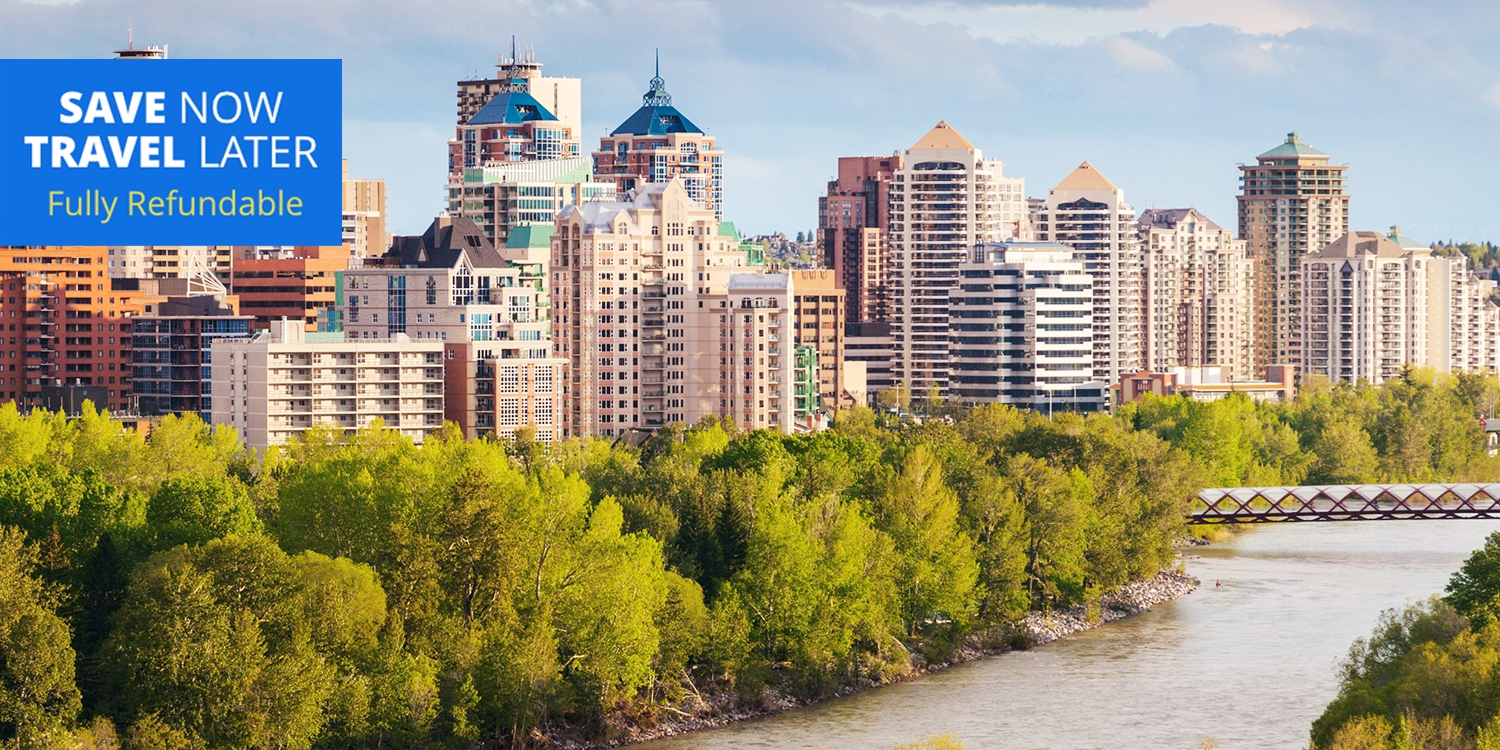 $92 – Calgary Airport Hotel Stays incl. 2 Weeks of Parking -- Calgary, Canada