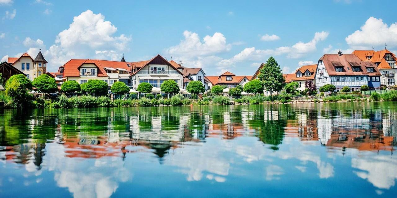 Seehotel Niedernberg - Das Dorf am See -- Niedernberg, Germany