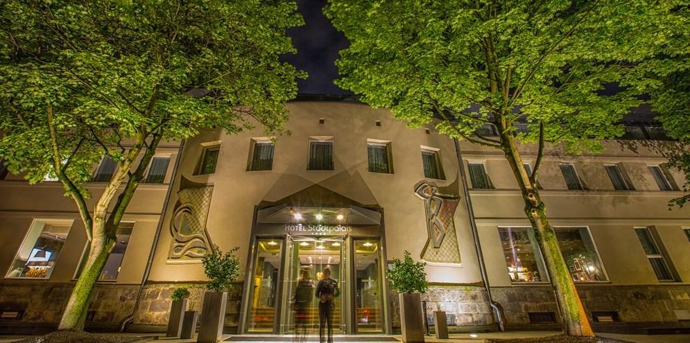 Hotel Stadtpalais -- Köln