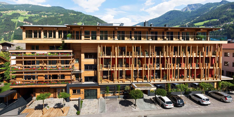 DasPosthotel -- Zell am Ziller, Österreich
