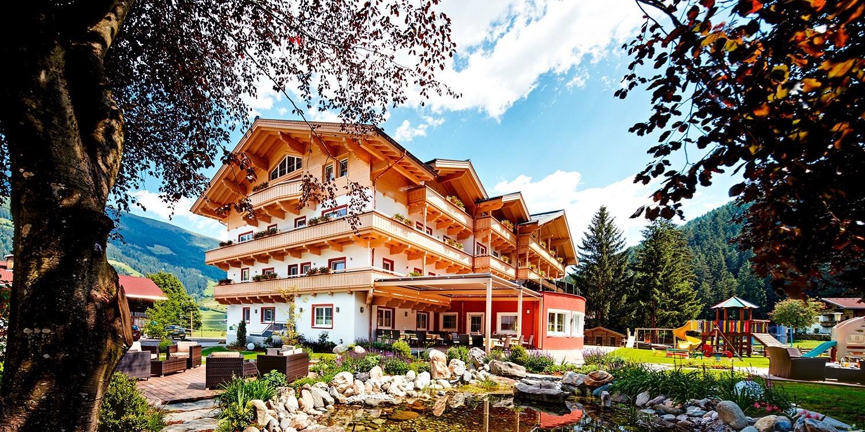 79€–89€ – Familienhotel im Nationalpark Hohe Tauern, -44% -- Zell am See, Österreich