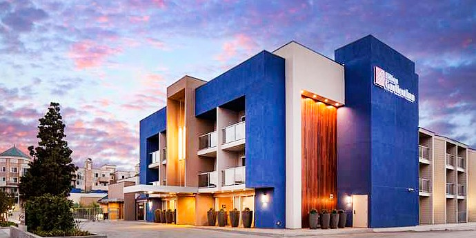 Hilton Garden Inn Marina Del Rey -- Marina del Rey, CA