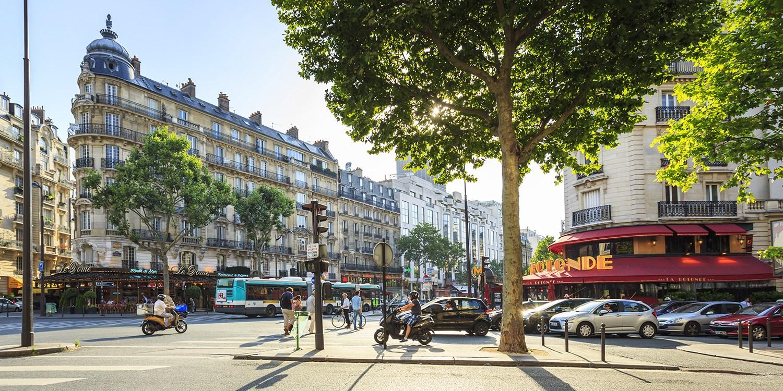Hôtel Madeleine Haussmann -- Champs Elysees-Madeleine-Arc de Triomphe, Paris