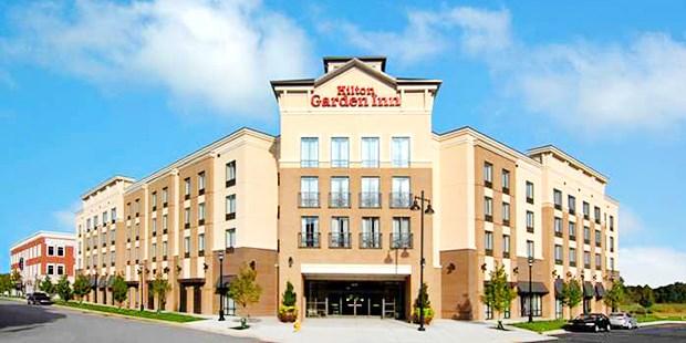 Hilton Garden Inn Charlotte/Ayrsley -- Charlotte, NC