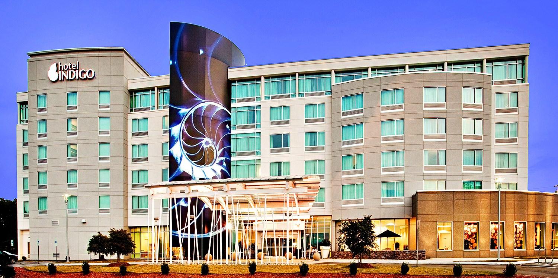 Hotel Indigo Raleigh Durham Airport at RTP -- Durham, NC