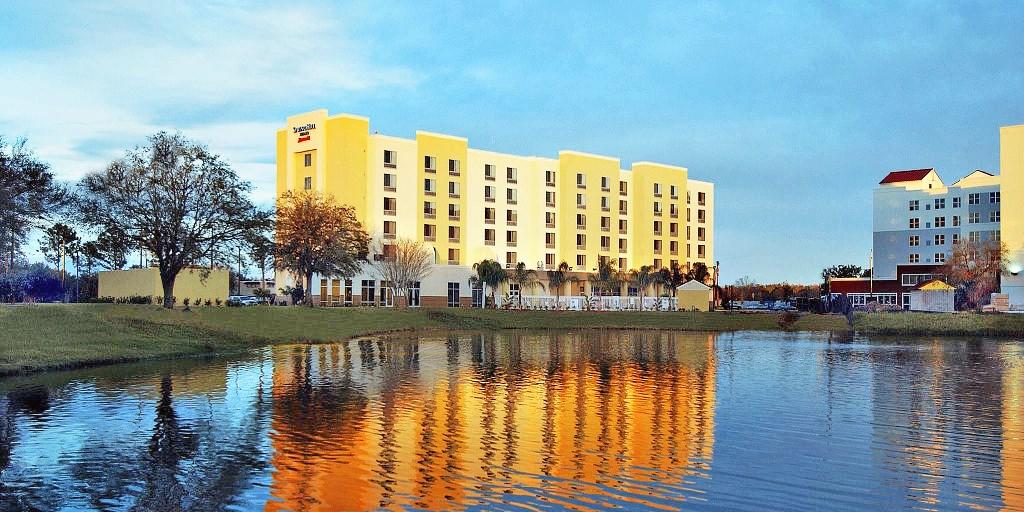 Springhill Suites by Marriott Orlando Airport -- Orlando, FL - Orlando Intl (MCO)