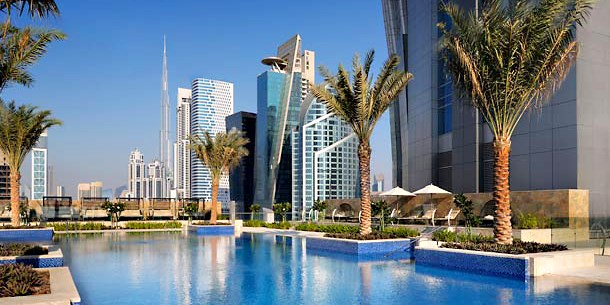 JW Marriott Marquis Hotel Dubai -- Dubai, United Arab Emirates