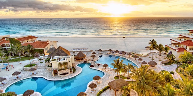 Grand Park Royal Cancun - All Inclusive -- Cancun, Mexico - Cancun Intl (CUN)