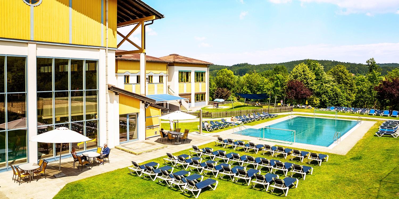 Robinson Club Ampflwang -- Buchleiten, Österreich