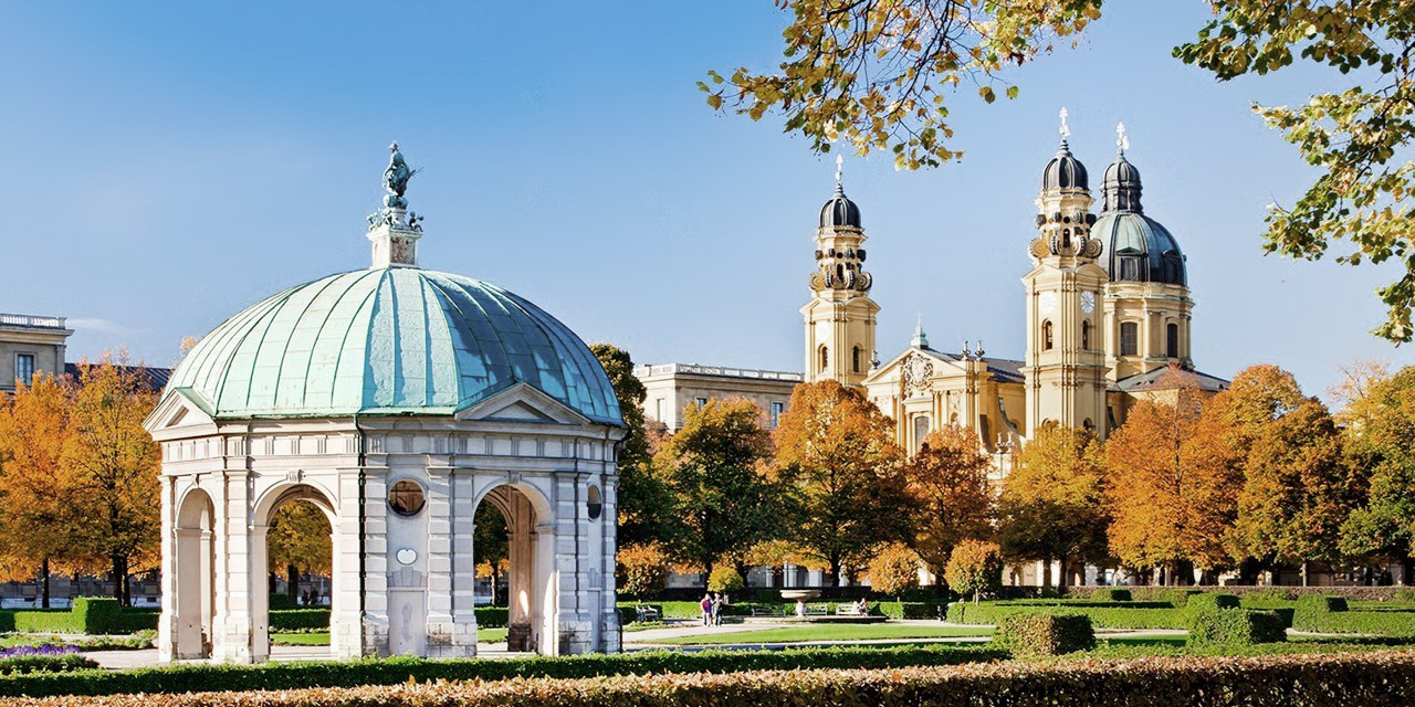 £99 – Munich: central hotel stay w/breakfast, save 47% -- Munich