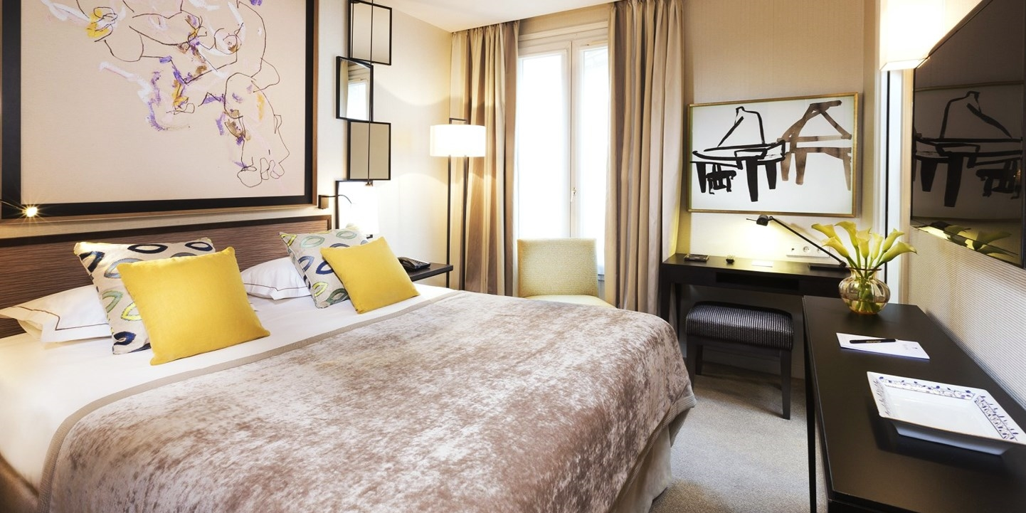 Hotel Balmoral - Champs Elysees -- Paris 8e Arrondissement