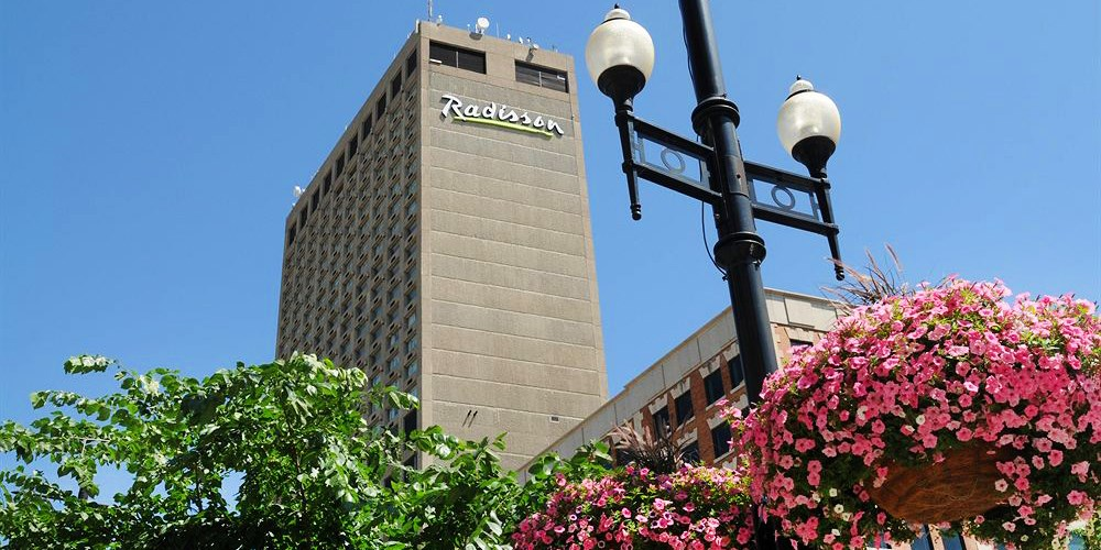 Radisson Hotel Winnipeg Downtown -- Winnipeg, Canada