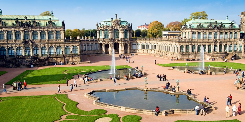 Hotel Bayerischer Hof Dresden -- Dresden, Germany