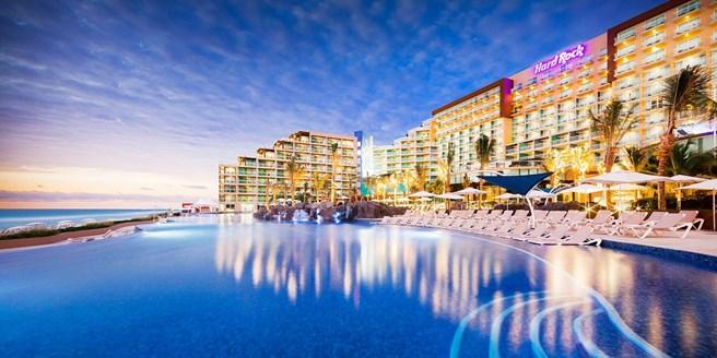 Hard Rock Hotel Cancun Mexico 2018 World S Best Hotels