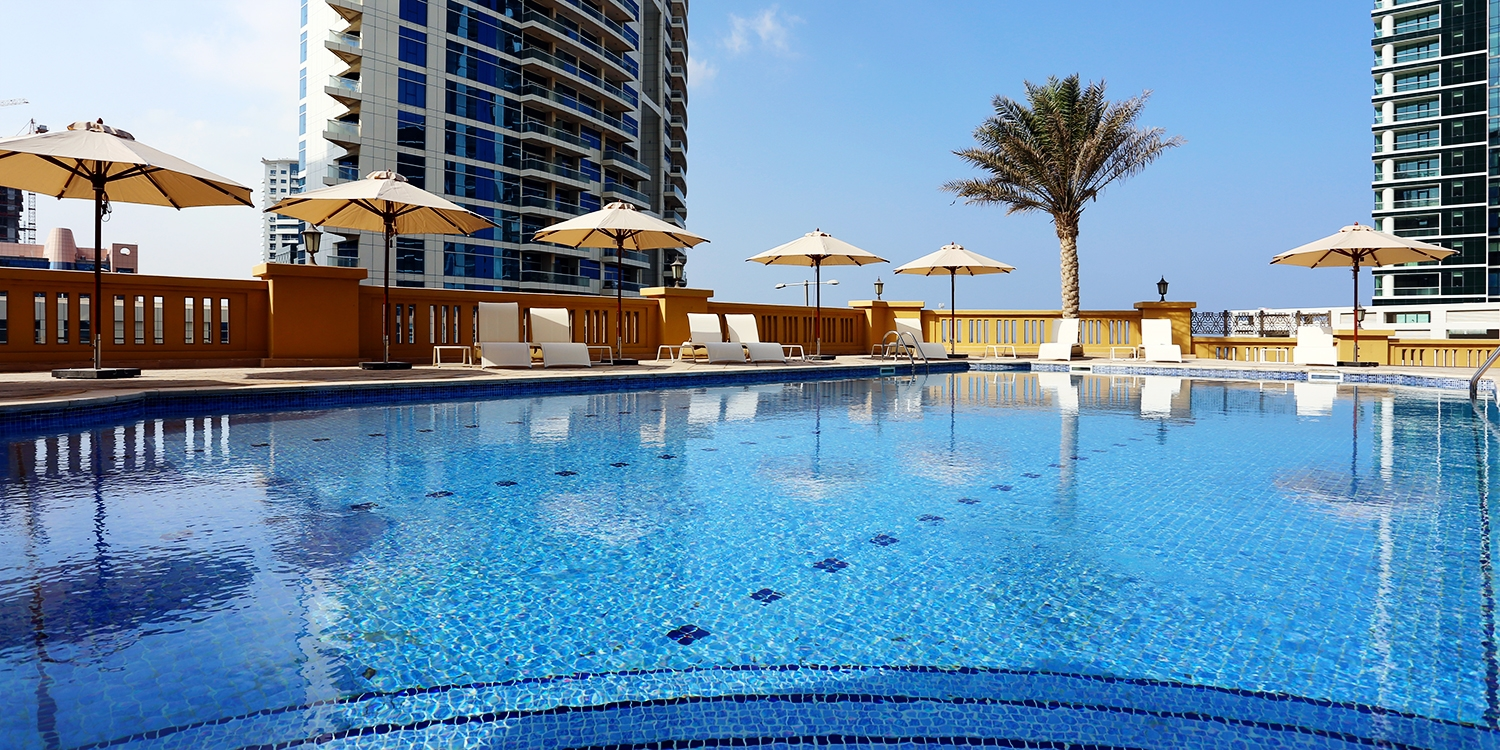 Hawthorn Suites by Wyndham JBR -- Dubai, United Arab Emirates