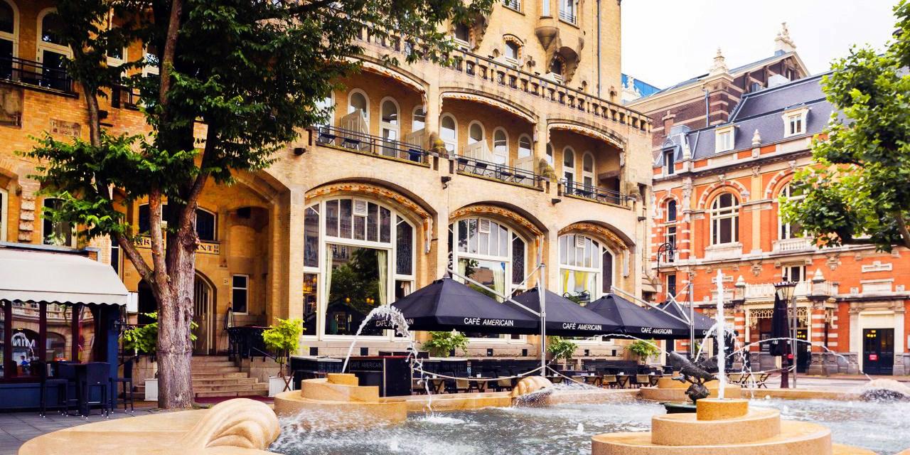 Dès 185€ – Hôtel chic, centre d'Amsterdam, pdj. et -35% -- Amsterdam, Pays-Bas