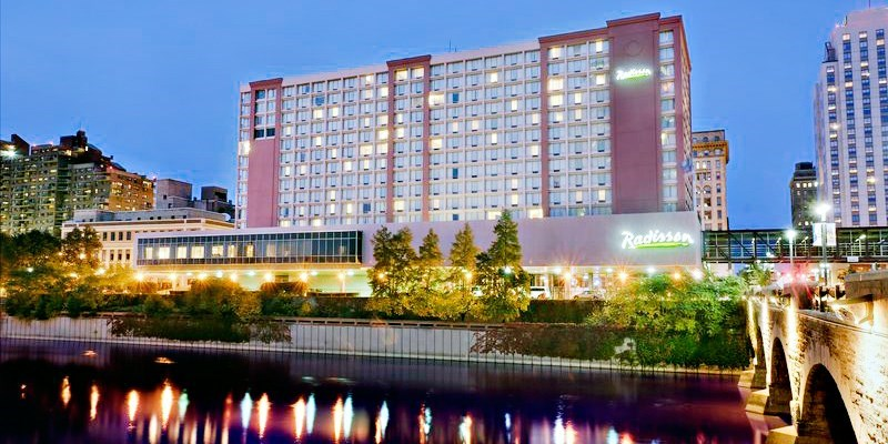 Rochester Riverside Hotel -- Rochester, NY