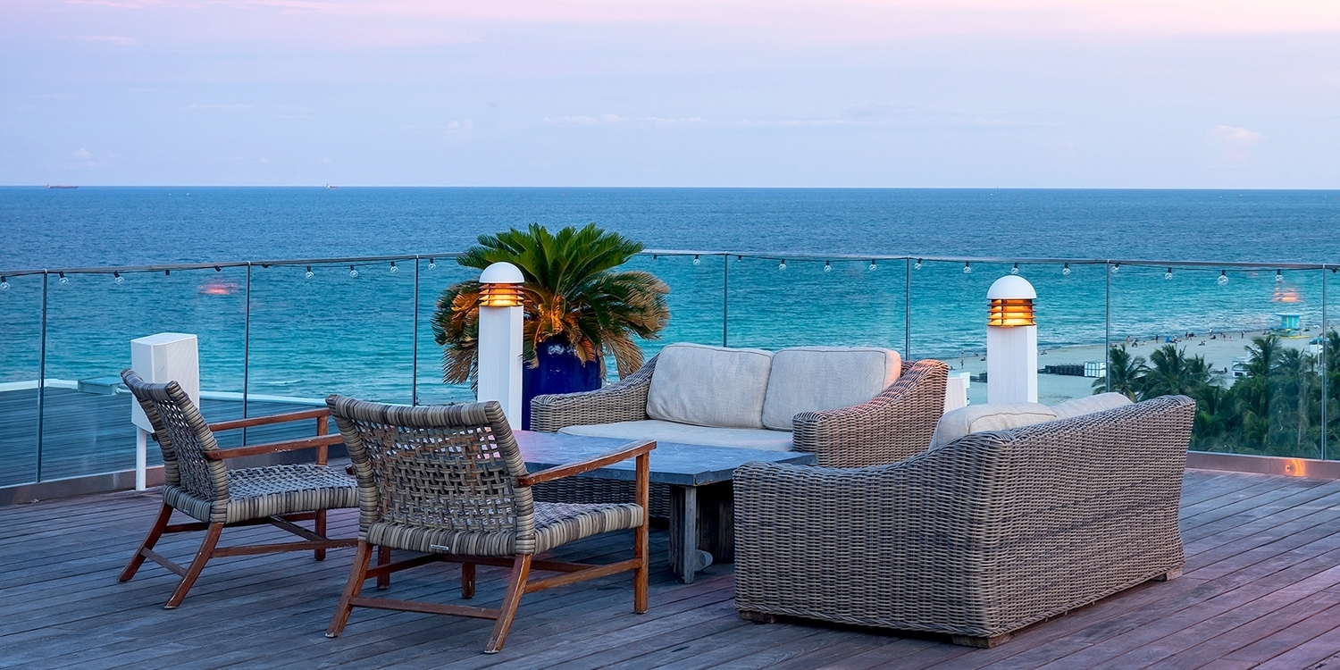 $149 & up – Chic Miami Beach Oceanfront Hotel -- South Beach