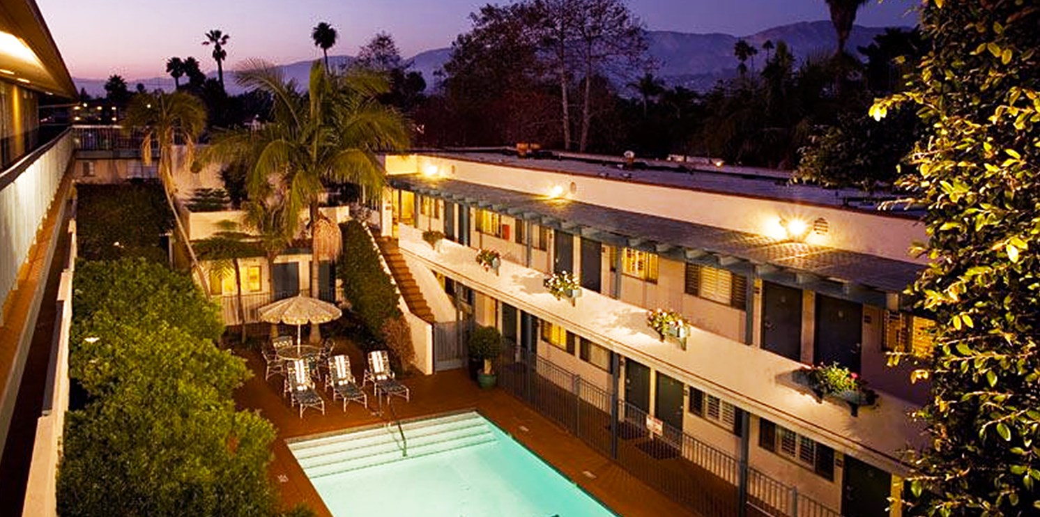 Best Western Beachside Inn -- Santa Barbara, CA