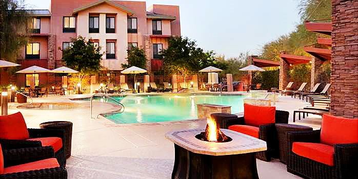Hilton Garden Inn Scottsdale North/Perimeter Center -- Scottsdale, AZ