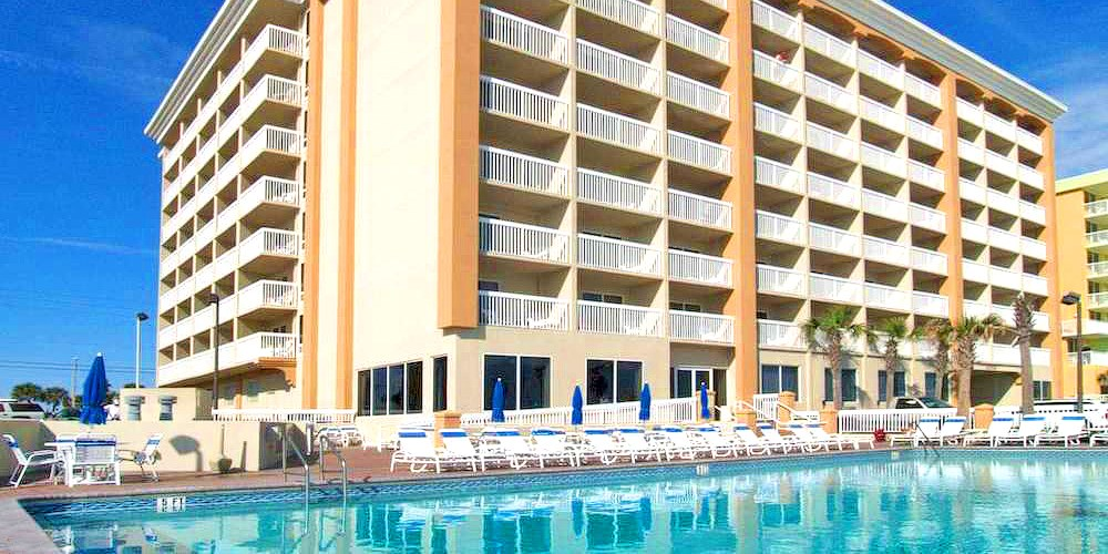 Hampton Inn Daytona Beach/Beachfront -- Daytona Beach, FL