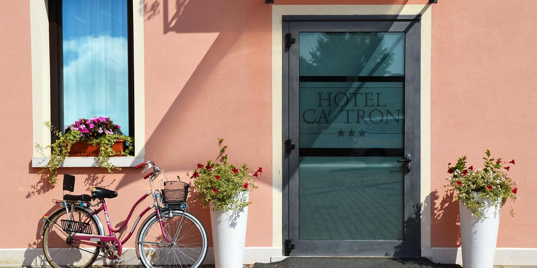 Hotel Ca' Tron -- Dolo, Italy