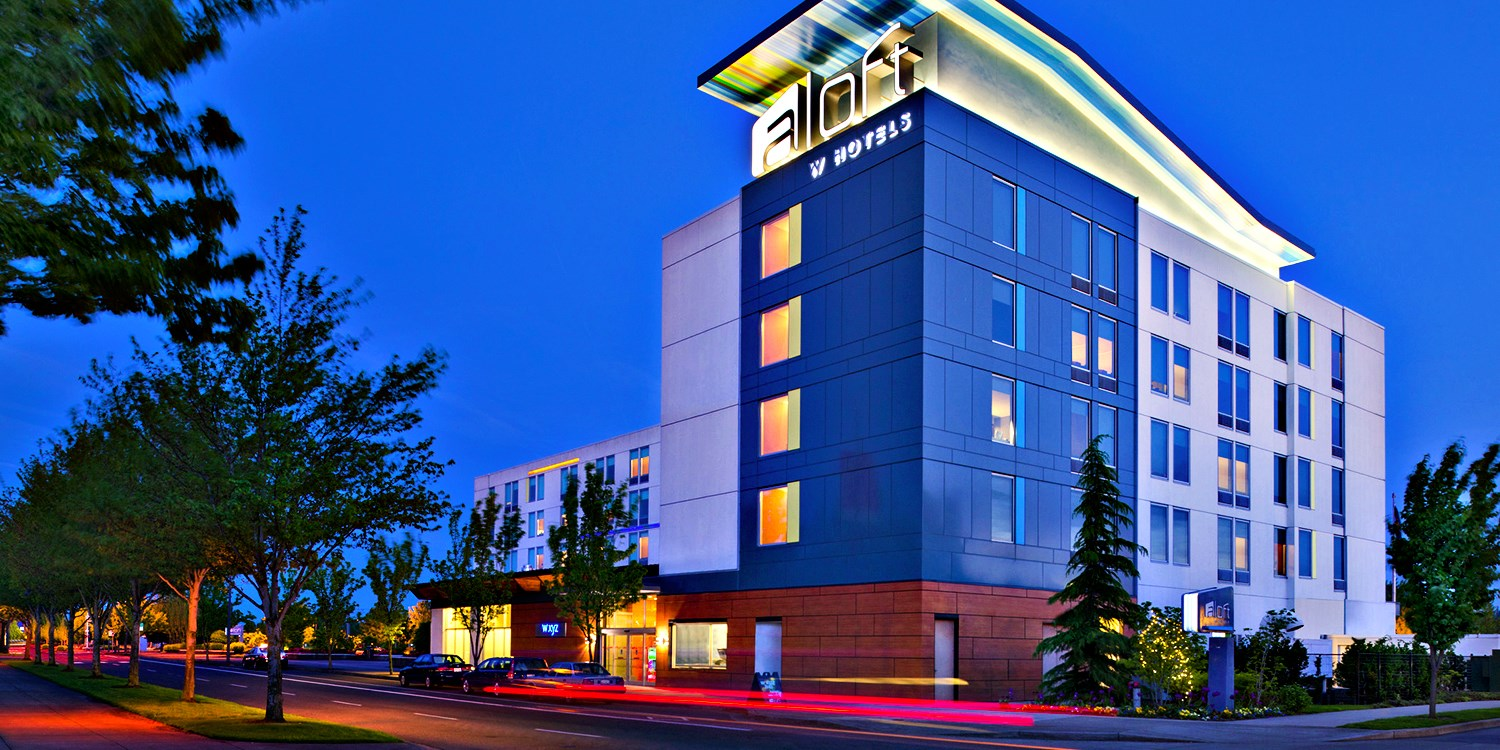 Aloft Portland Airport at Cascade Station -- Portland, OR