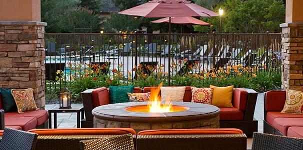 Napa Valley Marriott Hotel & Spa -- Napa, CA