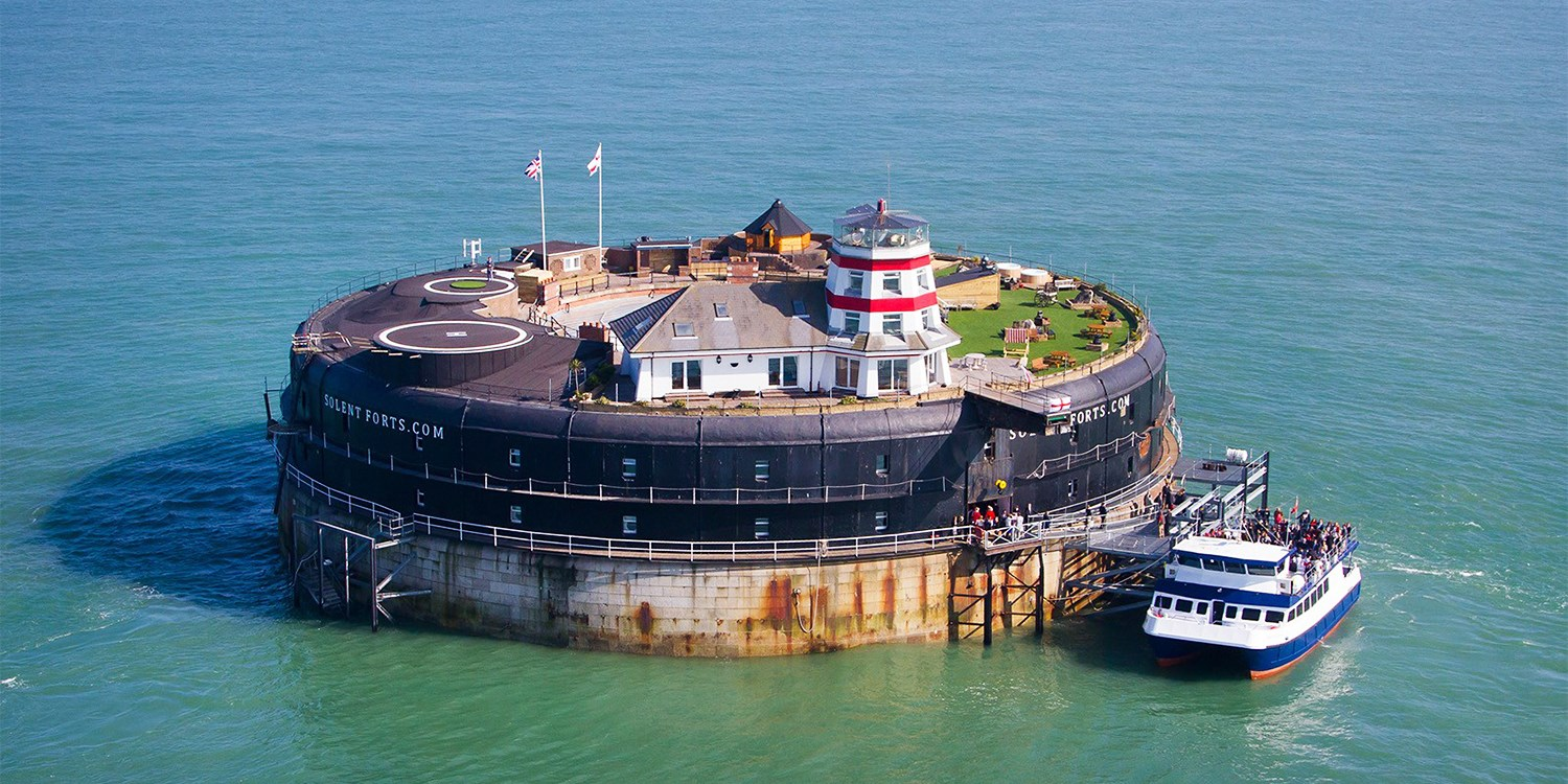 No Man's Fort -- Portsmouth, United Kingdom