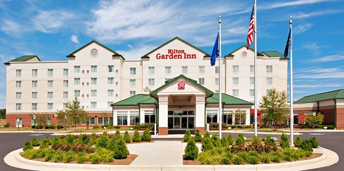 Hilton Garden Inn Indianapolis Airport -- Indianapolis, IN