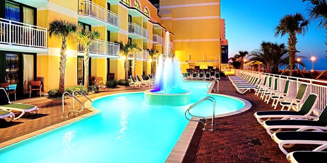 Sheraton Virginia Beach Oceanfront Hotel All Informations You Needs
