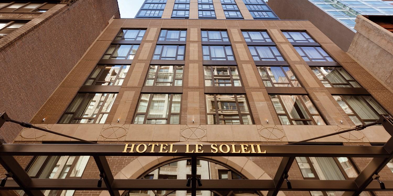 Executive Hotel Le Soleil NY | Travelzoo
