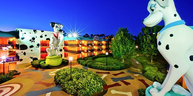 Disney's All-Star Movies Resort -- Orlando Area, FL