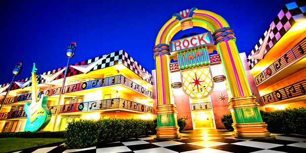 Disney's All-Star Music Resort -- Orlando Area, FL