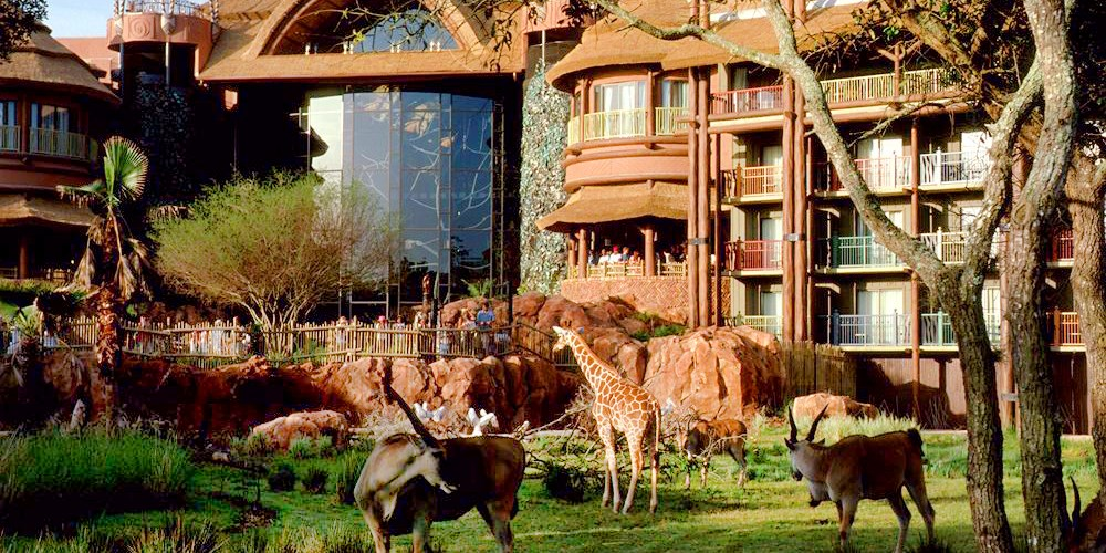 Disney's Animal Kingdom Lodge -- Bay Lake, FL
