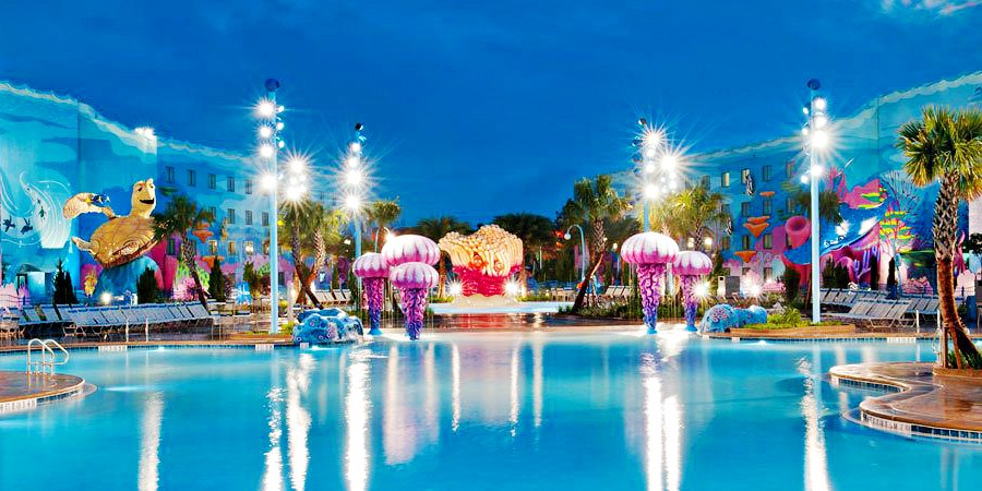 Disney's Art of Animation Resort -- Bay Lake, FL