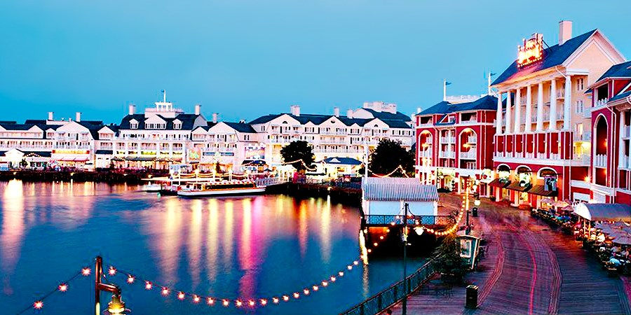Disney's BoardWalk Villas -- Bay Lake, FL