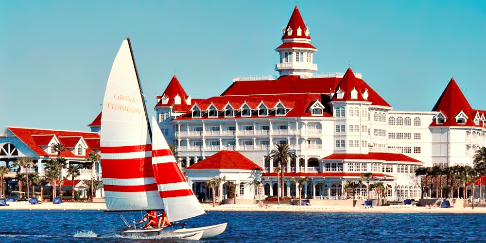 Disney's Grand Floridian Resort & Spa -- Bay Lake, FL