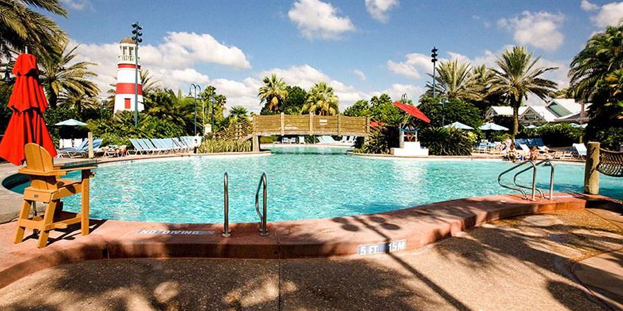 Disney's Old Key West Resort -- Lake Buena Vista, FL