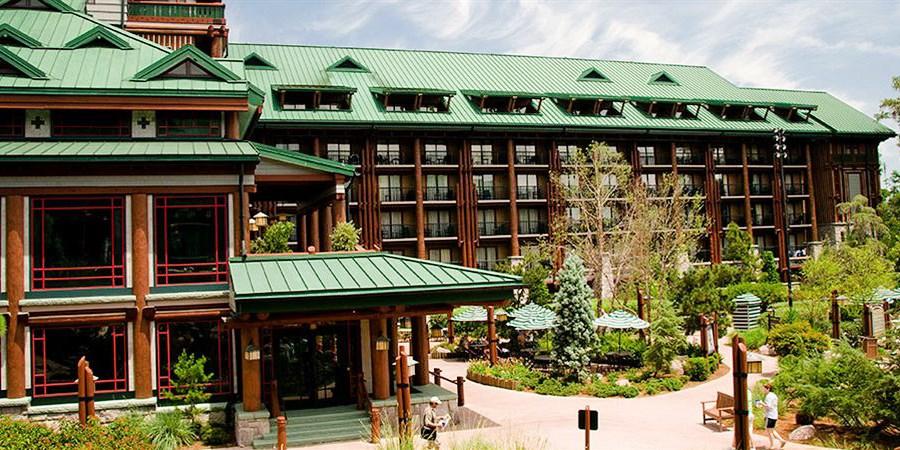 Disney's Wilderness Lodge -- Bay Lake, FL