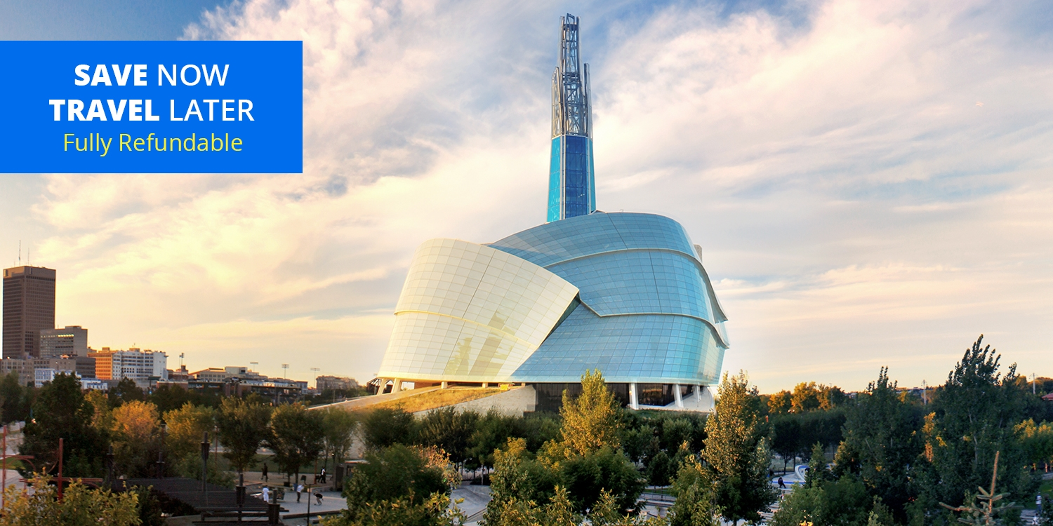 £46 – Winnipeg: Downtown Suite Stays through May, over 55% Off -- Winnipeg, Canada