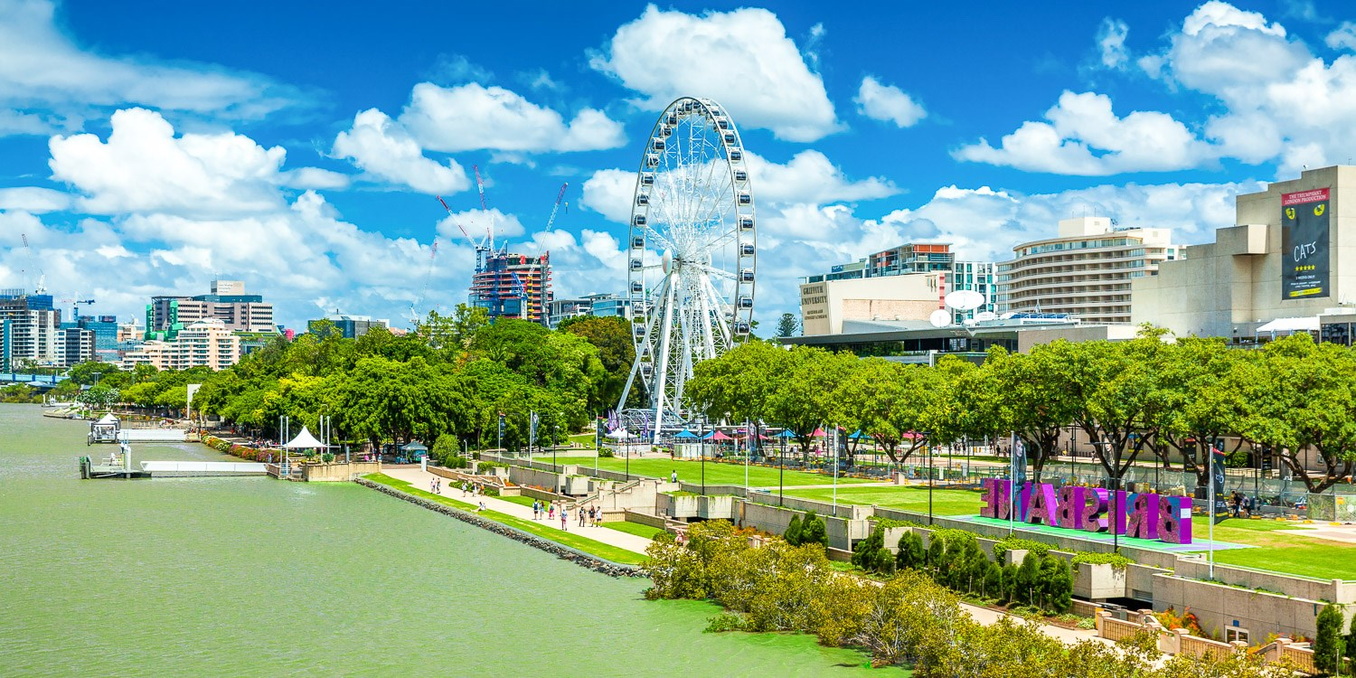 $106 – Central Brisbane Hotel w/Parking & Late Checkout, Save 42% -- Brisbane, Australia