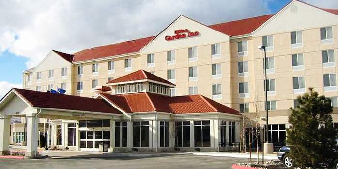 Hilton Garden Inn Reno    Reno, NV Design
