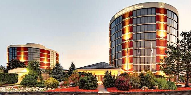 DoubleTree by Hilton Hotel Portland -- South Portland, ME